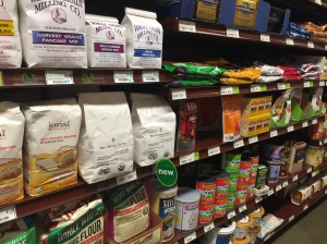 Ben Penner Farms Flour for sale at the St. Peter Food Co-op.